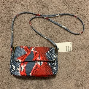 BOGO 2=1 Little snake print purse.